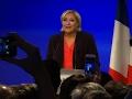 Le Pen Concedes Defeat in Frances Election