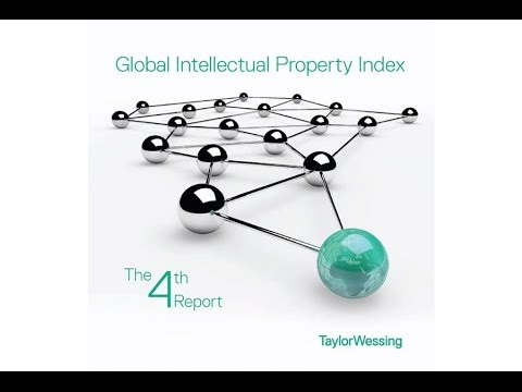 Global Intellectual Property Index (GIPI4) - Webinar