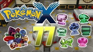 Let's Play Pokemon X Part 77: Fundorte Aller Mega-Steine