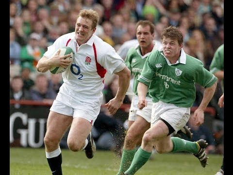 RBS 6 Nations Stars:  Mike Tindall