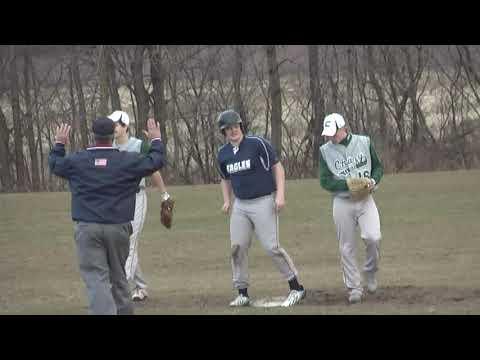 Chazy - Westport Baseball 4-15-13