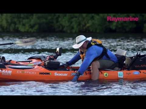 Kayak Anglers Catch Huge Tarpon in Puerto Rico