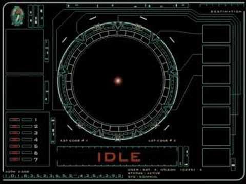 Stargate Simulator