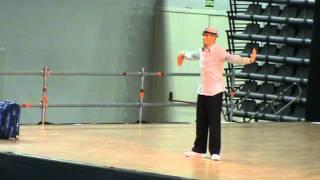 Solo De SALAH Campeonato España Hip-Hop 2011