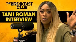 Tami Roman Talks Basketball Wives, Butt Shots & Bonnet Chronicles