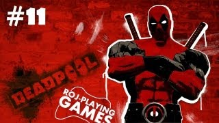 Preludium Do Rozpierdolu Deadpool #11 (Roj-Playing Games