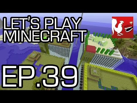 Let's Play Minecraft Episode 39 - Dig Down