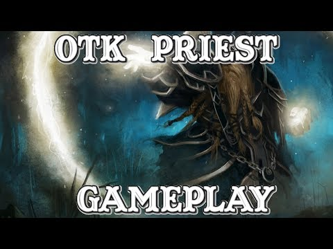 [Legend] Gameplay: Zetalot's OTK Priest Kobolds And Catacombs (Hearthstone Guide How to Play)