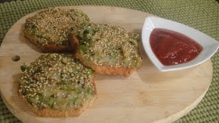 Grilled Sesame Delight ..