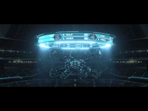 TRON: LEGACY - La Rete, featurette