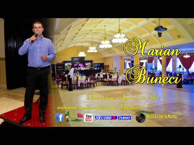 Marian Buneci - Pusca si cureaua lata LIVE- Imprimare Audio-Claudiu Record Studio