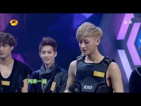 130706 Tao kris rap Happy Camp CUT (with eng sub)