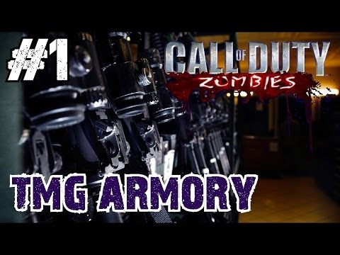 TMG Armory Ep.1 - Call of Duty Custom Zombies (CoD Zombies) - World at War [PC HD]