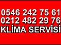 Bah e ehir Vestel Servisi Bah e ehir Klima Servisi 0212 482 29 76