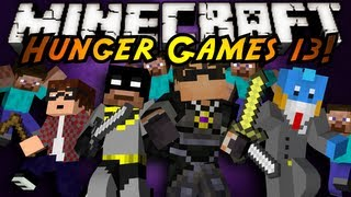 Minecraft Hunger Games : NO LONGER THEN 3 MINUTES!