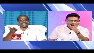 Big Verbal War Between TDP Rajendra Prasad and Ambati Rambabu
