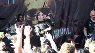 Tim RIPPER Owens - Burn In Hell (live)