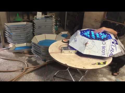 Sản xuất số lượng lớn 3D, Led các loại mảng khối Module cho quán và thợ làm phòng hát. LH 0902233771