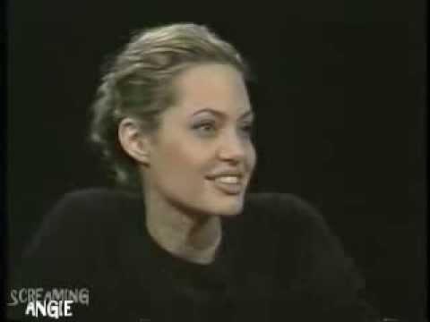 Angelina Jolie Interview 1999 - 'Girl, Interrupted'