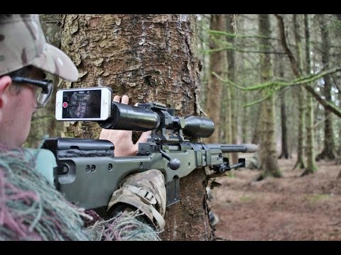 Apple iPhone Sniper