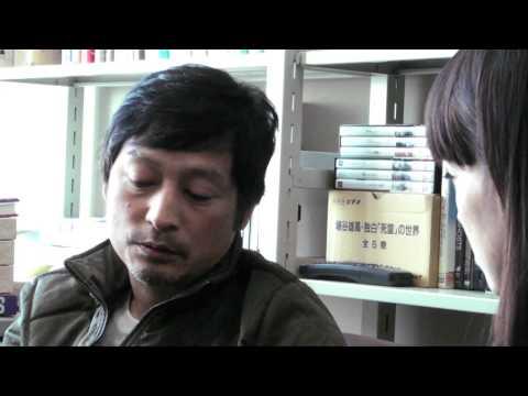 島田雅彦(作家)×佐伯日菜子(女優)対談(3/6) 「東日本大震災」