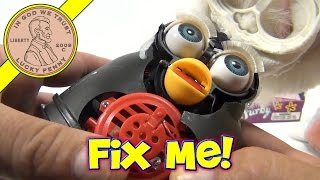 Furby Repair - Fixing a Tiger Electronic Furby From 1998