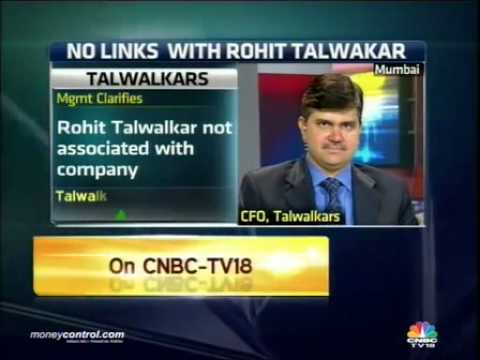 Talwalkars not involved in tax evasion case: CFO Gawande