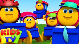 Bob The Train | Five Little Babies | Nursery Rhymes | Kids Nursery Rhymes | Kids Tv Bob The Train