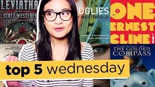 Fictional Technology | Top 5 Wednesday