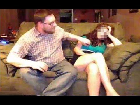 drunk wife strips