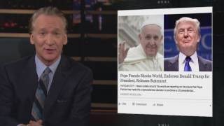 New Rule: Make America Learn Again | Real Time with Bill Maher (HBO)