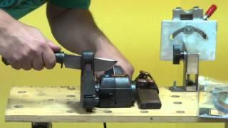 Электрическая точилка Work Sharp - тест