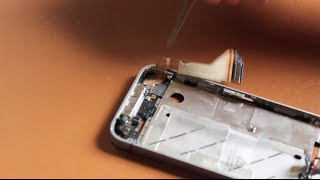iPhone 4 - Como cambiar el conector dock