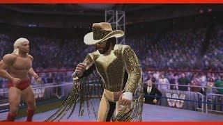 WWE 2K14 MR. PERFECT CURT HENNIG CONFIRMED
