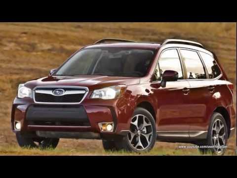فيديو سيارة سوبارو فورستر النسخة الامريكية 2014