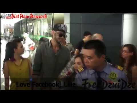 Sock Omar đẹp trai bị trục xuất ở Việt Nam