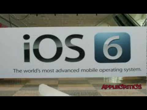 iOS6 Complete Recap And Breakdown! Everything You Need To Know And Full Complete List Of Features