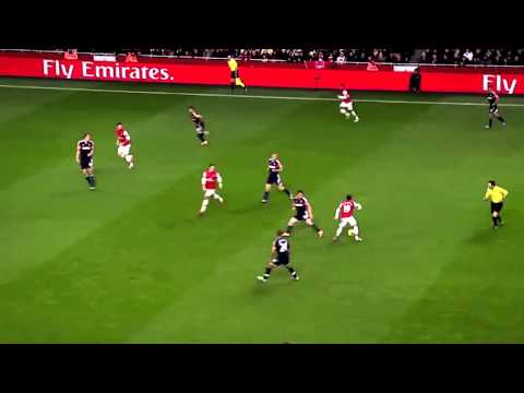 Santi Cazorla - Player of the Month (January)