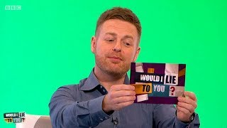 Did Tomasz Schafernaker have no idea that lambs were baby sheep? - Would I Lie to You? [HD][CC]