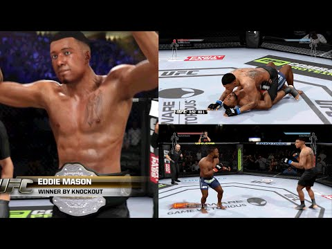 EA SPORTS UFC 2014 Career Mode - CHAMPIONSHIP FIGHT!