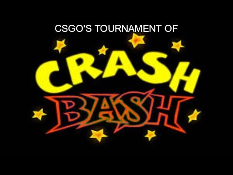 Crash Bash Tournament W/FRIENDS (CS:GO Coop Gameplay)