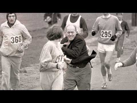 Katherine Switzer: First Woman to Run Boston Marathon