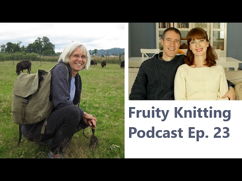 Episode 23 - Fleece and Fiber with Deb Robson