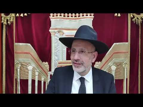 N°100 Esaav cherche a annuler les bénédictions de Yacov. Pour la Refoua  de Nathanael Raphael ben Camouna et un bon zivoug