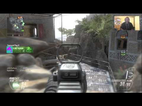 My First Black Ops 2 Multiplayer Gameplay