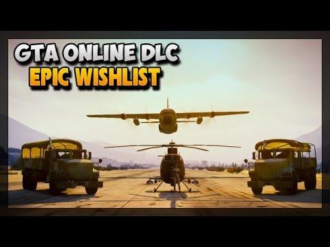 GTA 5 DLC Online - Paintball, Pets & Weapons In GTA 5 ...