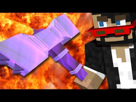 Minecraft: CUSTOM SUPER WEAPONS