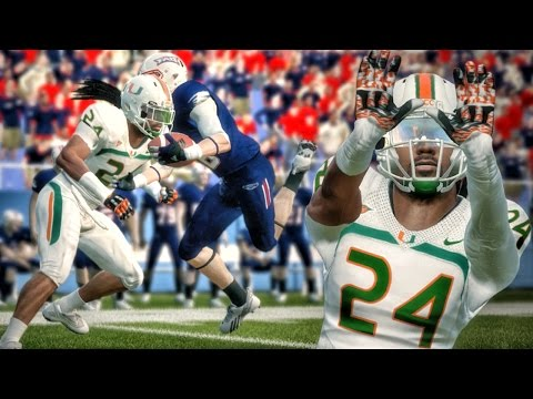 HARD HITS KNOCKING RECEIVERS OUT! NCAA 14 Road to Glory Gameplay Ep. 34