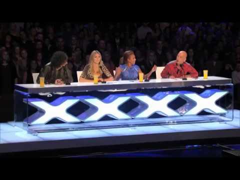 America s Got Talent is Back/ Julian Mora Hunk-O-Mania/International Men of Steel