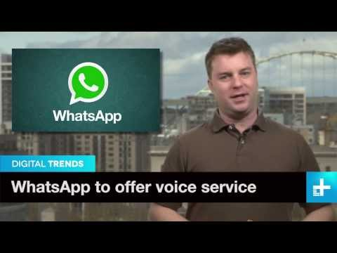 DT Daily (Feb. 25): WhatsApp Voice, Intel's cloud cellular network, Hennessey sets speed record